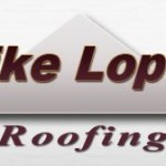 Mike Lopez Roofing logo